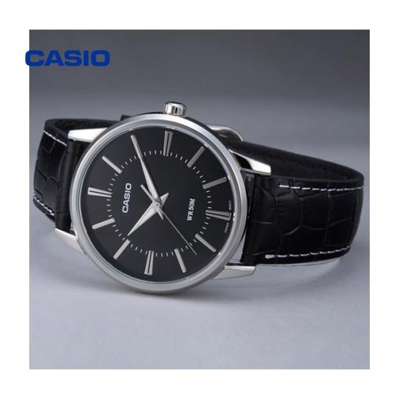 Đồng hồ nữ dây da Casio LTP-1303L-1AVDF Standard Anh Khuê cao cấp