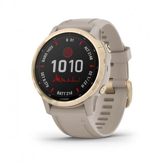 Đồng hồ Garmin Fēnix 6S Pro Solar