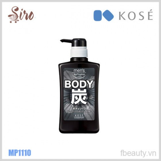 Sữa tám dành cho nam Kosé Cosmeport Men'S Softymo Body Soap 550ml