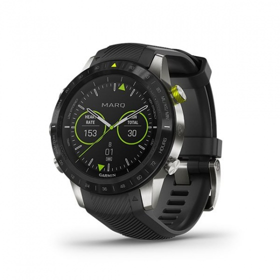 Đồng hồ Garmin MARQ, Athlete, Thiết bị đeo thông minh GPS, SEA-010-02006-84
