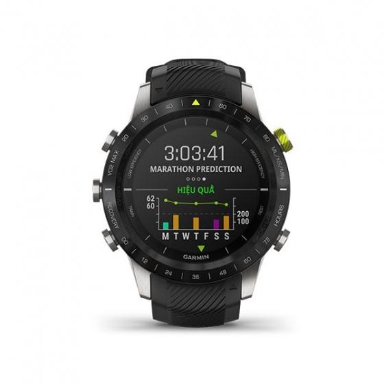 Hình ảnh Đồng hồ Garmin MARQ, Athlete, Thiết bị đeo thông minh GPS, SEA-010-02006-84