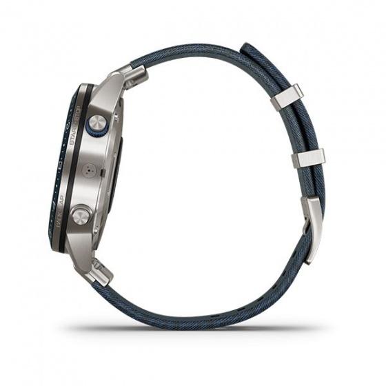 Đồng hồ Garmin MARQ, Captain, Thiết bị đeo thông minh GPS, SEA-010-02006-54