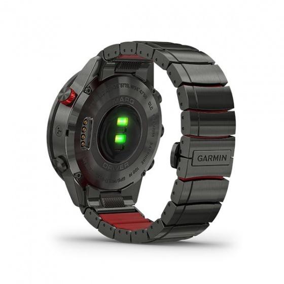 Đồng hồ Garmin MARQ, Driver, Thiết bị đeo thông minh GPS, SEA-010-02006-34