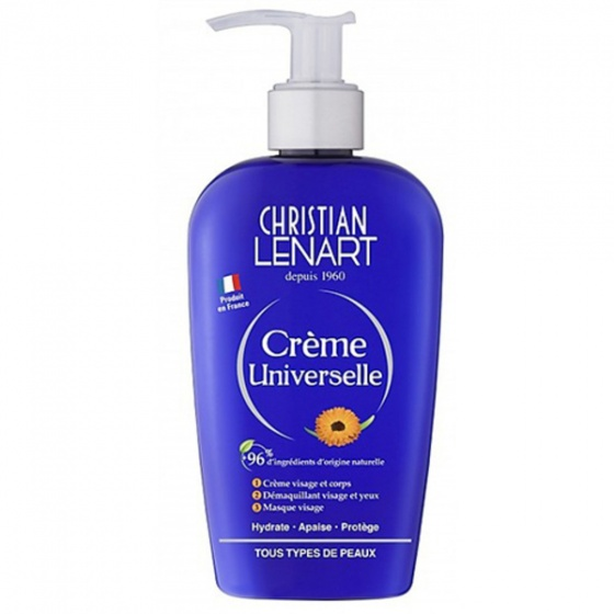 Kem dưỡng Hoa Cúc Vạn Thọ Christian Lenart Creme Universal 250ml