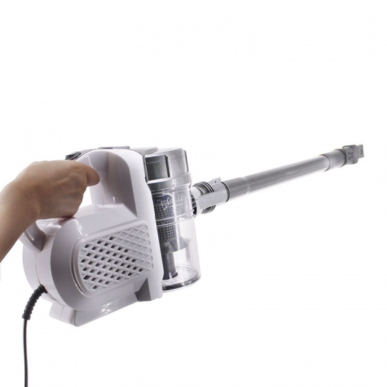 Máy hút bụi cầm tay 800W Mishio MK249 công nghệ lốc xoáy