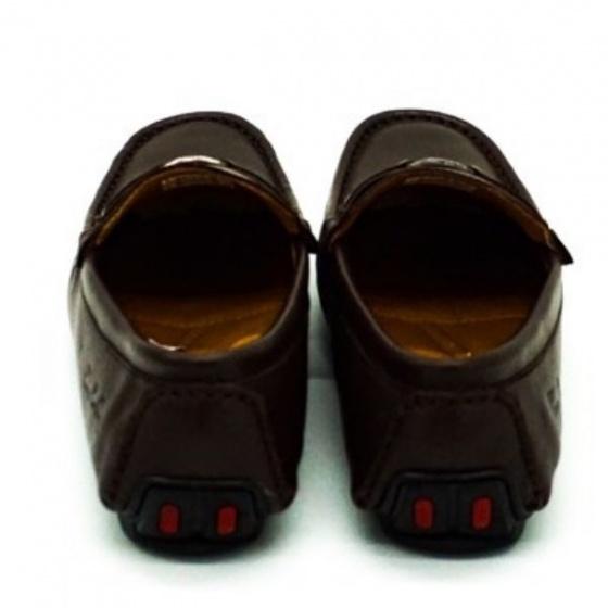 Giày nam Pierre Cardin PCMFWLE706BRW màu nâu