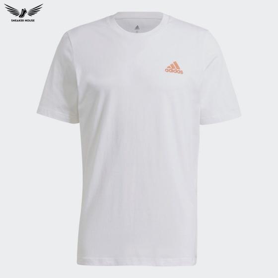 Áo thun Adidas chính hãng thêu logo T-SHIRT GK9650