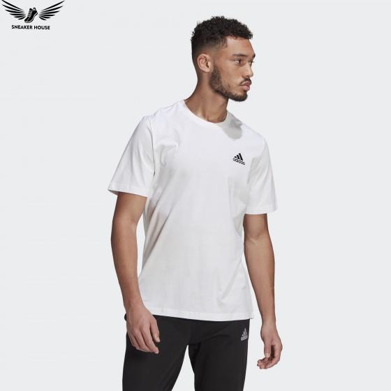 Áo thun Adidas chính hãng thêu logo T-SHIRT GK9640