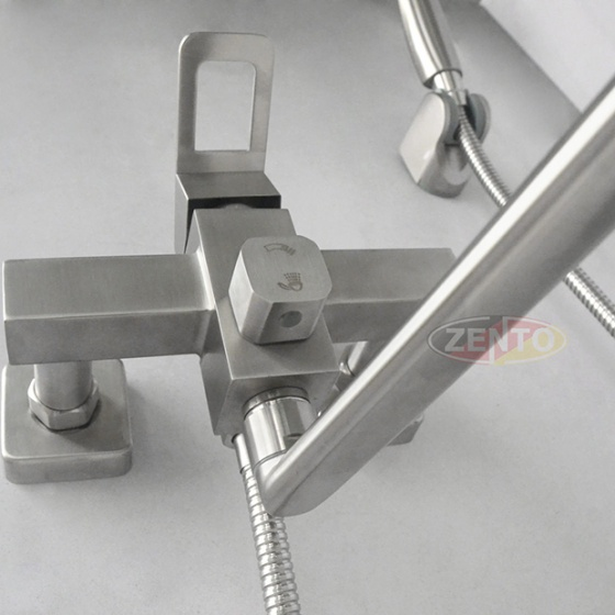 Bộ sen bồn tắm nằm inox304 SUS6164 (Bathtub Faucet)