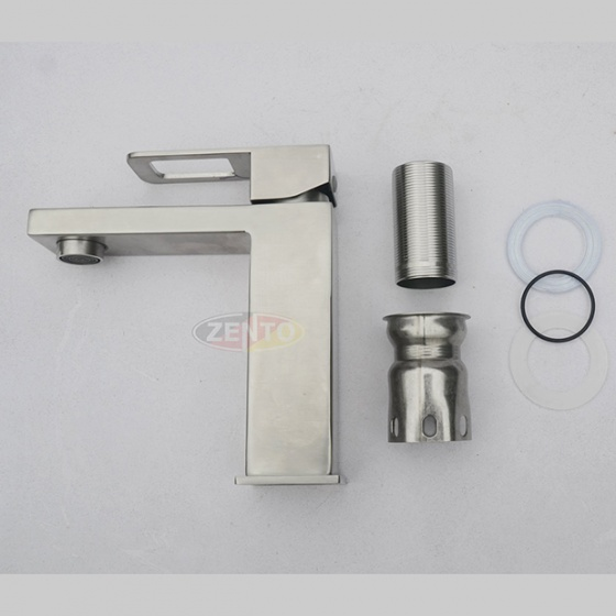 Vòi lavabo nóng lạnh inox304 SUS3329