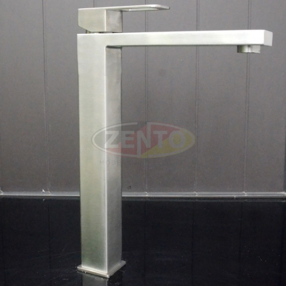 Vòi Lavabo nóng lạnh dương bàn inox304 SUS3319
