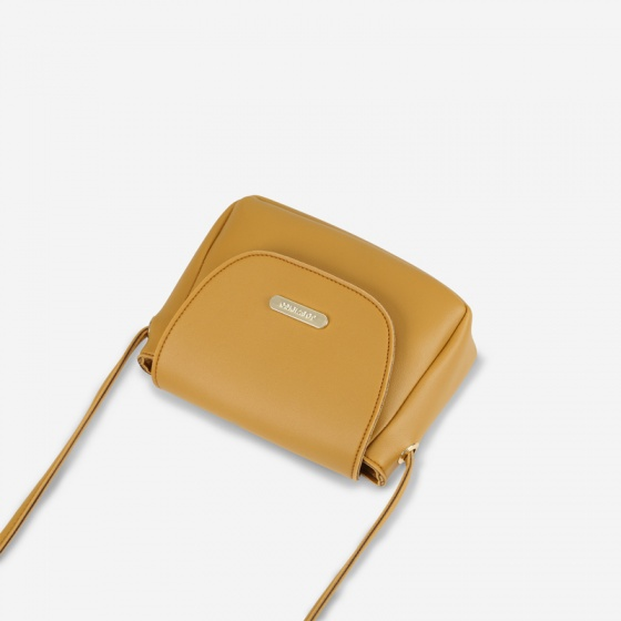 Túi đeo chéo nữ nắp gập nữ tính JO BY IDIGO FB2-2002-00