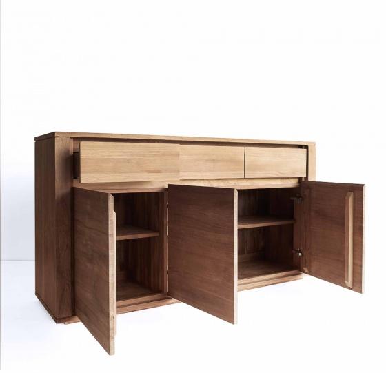 Tủ trưng bày lưu trữ Shadow 3 cánh 3 ngăn