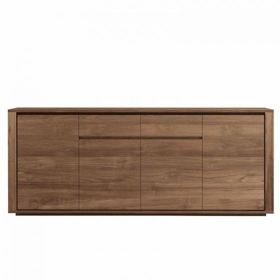 Tủ trưng bày lưu trữ Shadow 4 cánh 2 ngăn