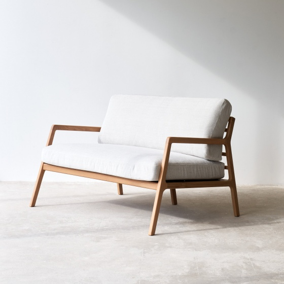 Ghế sofa Rattan gỗ sồi