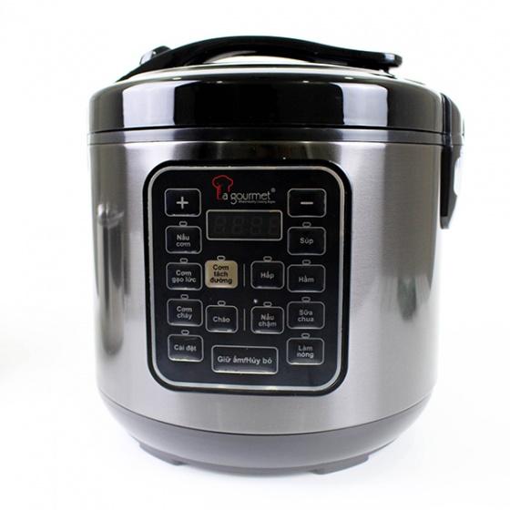 Nồi cơm tách đường đa năng 5L La Gourmet nhập khẩu chính hãng