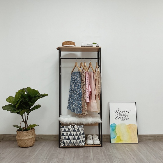 Tủ treo quần áo phong cách kiểu hàn gm07