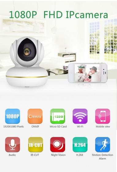 Camera IP WIFI Vstarcam C22S