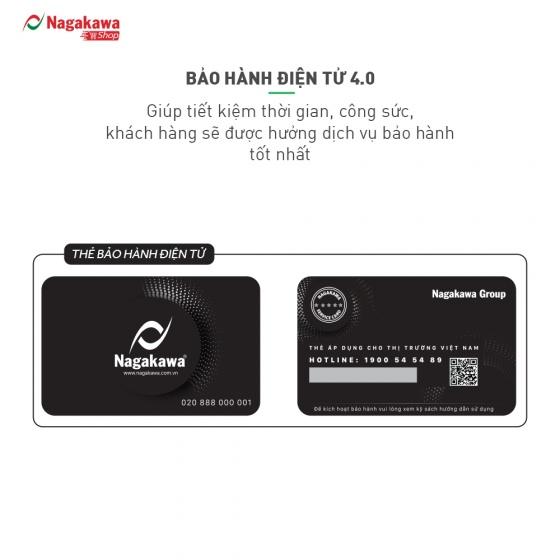 Điều hòa NAGAKAWA 1 chiều 12000 btu NS-C12R1M05 - hàng chính hãng - bảo hành 2 năm - made in malaysia