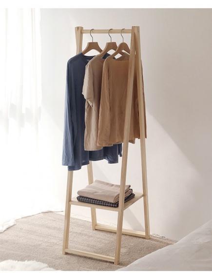 Gía treo quần áo xếp gọn Tâm House KT020
