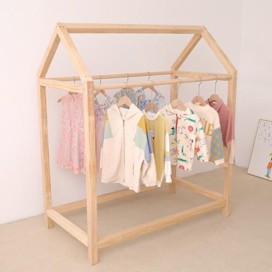 Giá treo quần áo đa năng Tâm House KT028