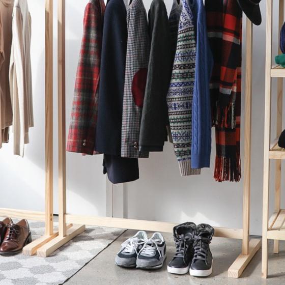 Giá treo quần áo thanh đơn KT029 Tâm House