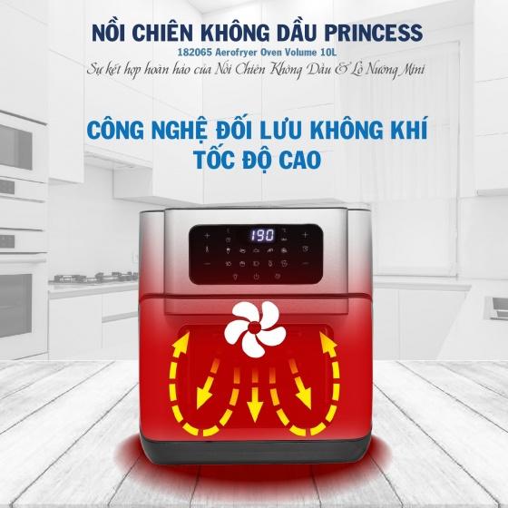 Nồi chiên không dầu đa năng Princess- 10L- Hàng chính hãng