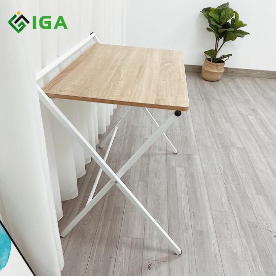 Bàn làm việc, bàn học chân sắt cao cấp chống gỉ sét (không kèm ghế) - gm11
