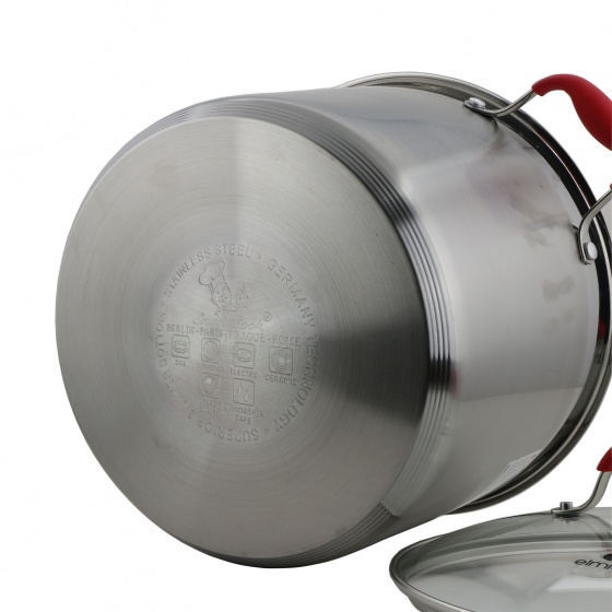 Nồi inox smartcook size 28CM SM3140