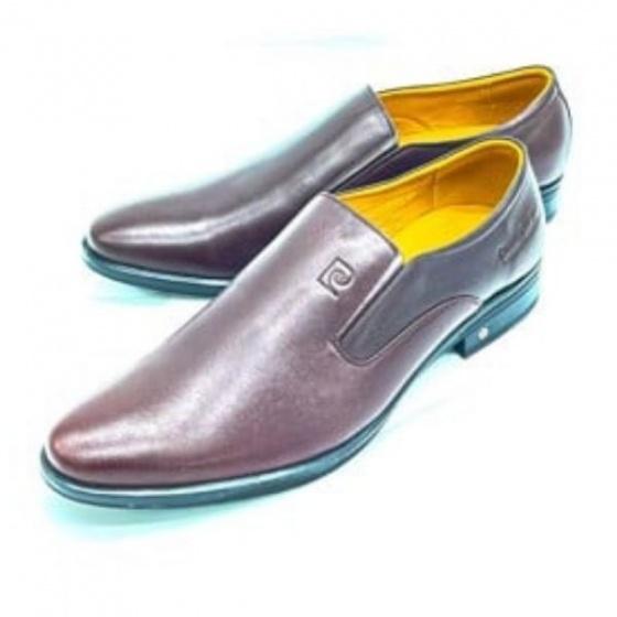 Giày da nam Pierre Cardin PCMFWLE712BRW màu nâu