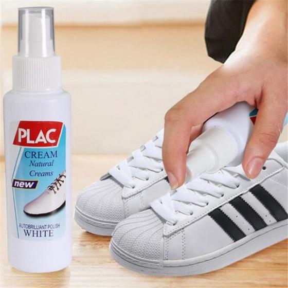 Chai xịt tẩy trắng giày dép thông minh siêu sạch Plac