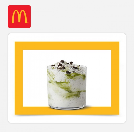 McDonald's - Matcha McFlurry
