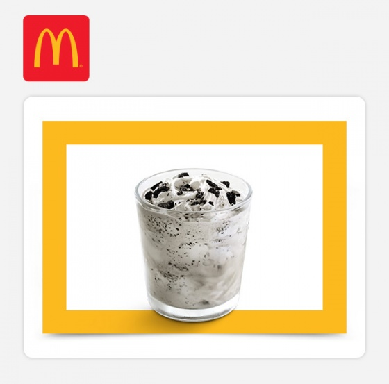 McDonald's - McFlurry
