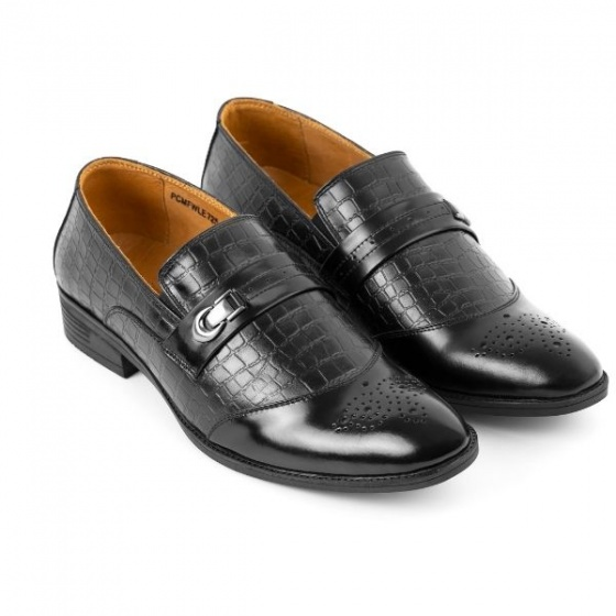 Giày da nam Pierre Cardin PCMFWLE725BLK