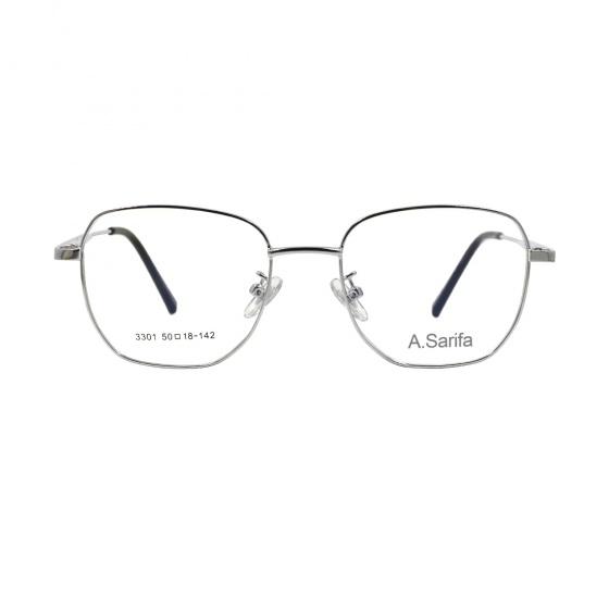 Gọng kính, mắt kính Sarifa 3301 nhiều màu chính hãng