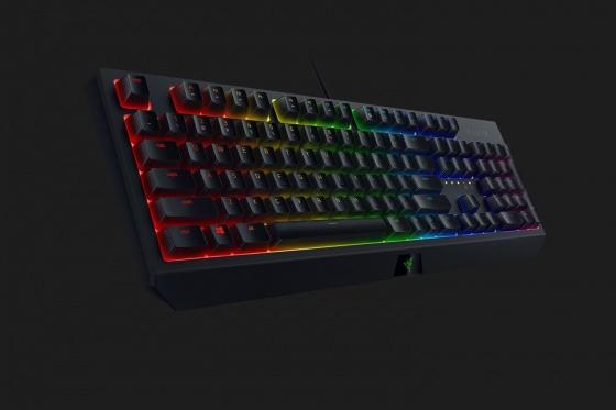 Bàn phím Razer BlackWidow - Mechanical Gaming Keyboard - US Layout FRML (Green Switch) - RZ03-02860100-R3M1