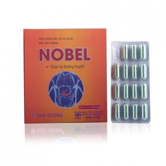Nobel tiểu đường - Có quà tặng kèm