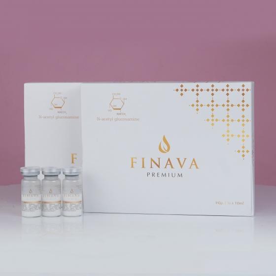 Tinh chất tế bào gốc Finava Premium - Trắng da, chống lão hóa