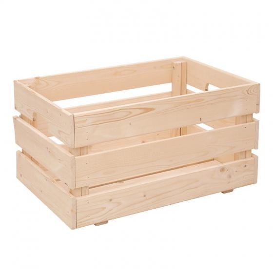 Thùng gỗ Padllet đa năng tiện lợi KT032 Tâm House