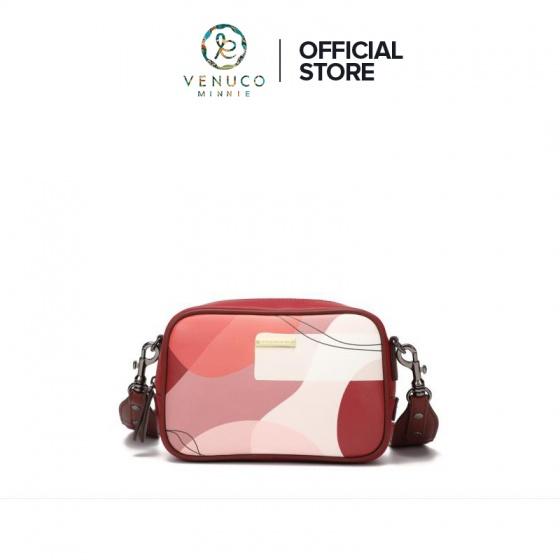 Túi xách Venuco Madrid S420 - Đỏ - R17S420