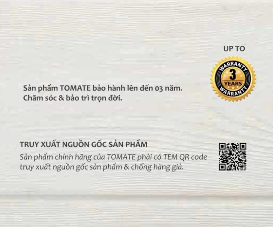 Máy khử mùi ống khói Tomate TOM 3020 (70 cm) - Nội địa Tây Ban Nha