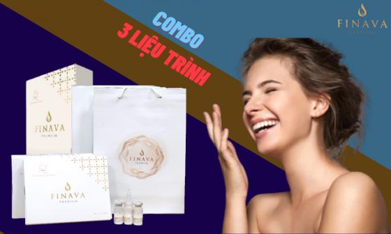 Combo 3 hộp serum Finava Premium - Deal sốc mùa dịch