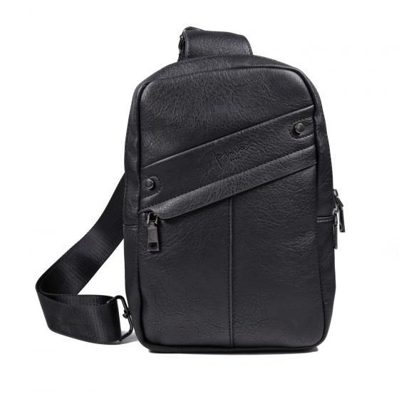 Túi đeo chéo nam  Thương hiệu Bata Màu Đen981-6270