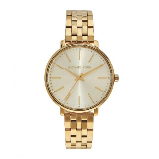 Đồng hồ nữ chính hãng Michael Kors MK3898 bảo hành toàn cầu - Máy pin dây thép không gỉ
