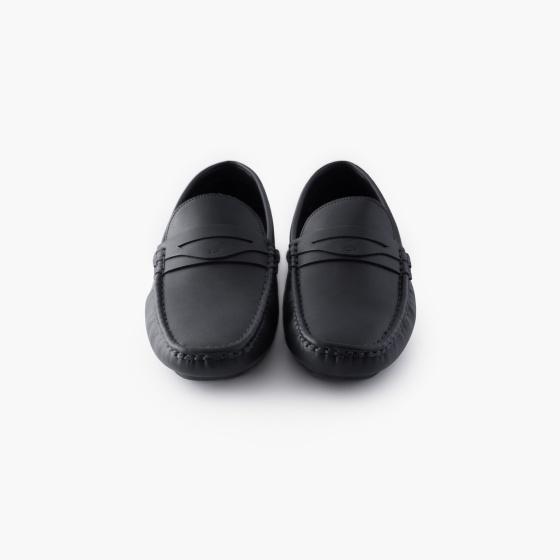 Giày đi bộ nam  Thương hiệu Bata Màu Xanh Navy (Xanh đen) - 851-9703