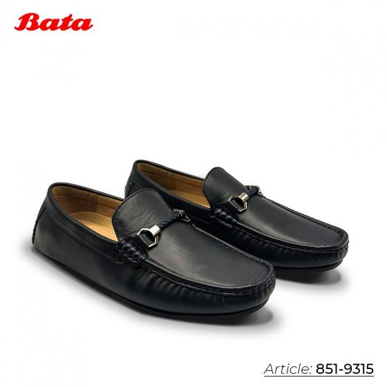 Giày đi bộ nam  Thương hiệu Bata Màu Đen-851-6315