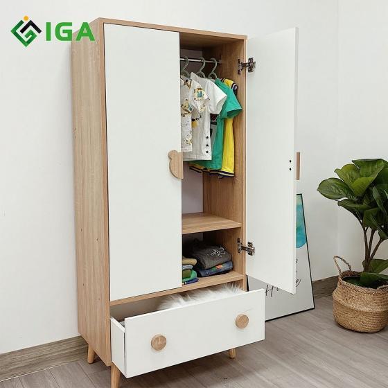 Tủ quần áo trẻ em Igea Bear Shelf - gp123