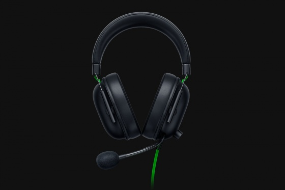 Tai nghe Razer BlackShark V2-Wired-USB Sound Card RZ04-03230100-R3M1