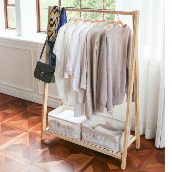 Giá treo quần áo chữ A Tâm House KT008 SIZE 1050