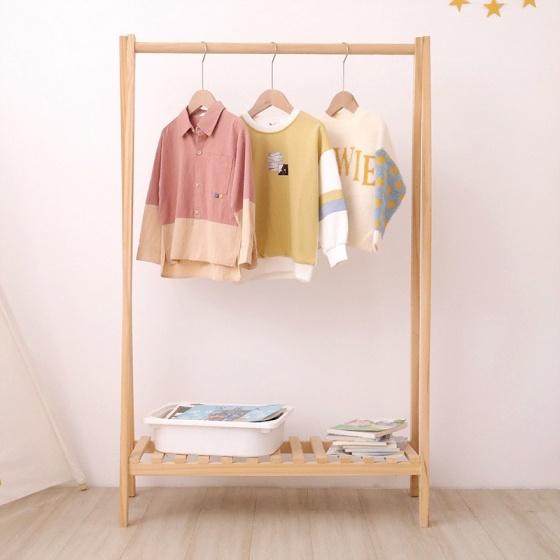 Giá treo quần áo chữ A Tâm House KT008 SIZE 840
